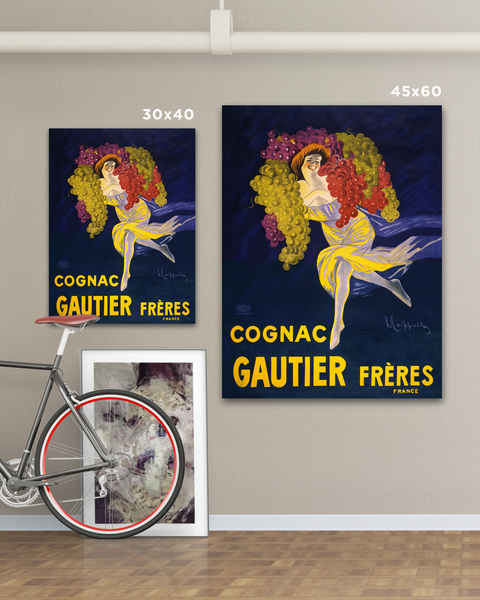 Vintage Advertising Poster sizes. Oversized Wall Art. Transit Design.