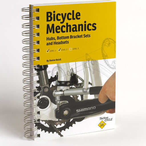 Mechanics book : Bicycle Mechanics: Hubs, Bottom Brackets,