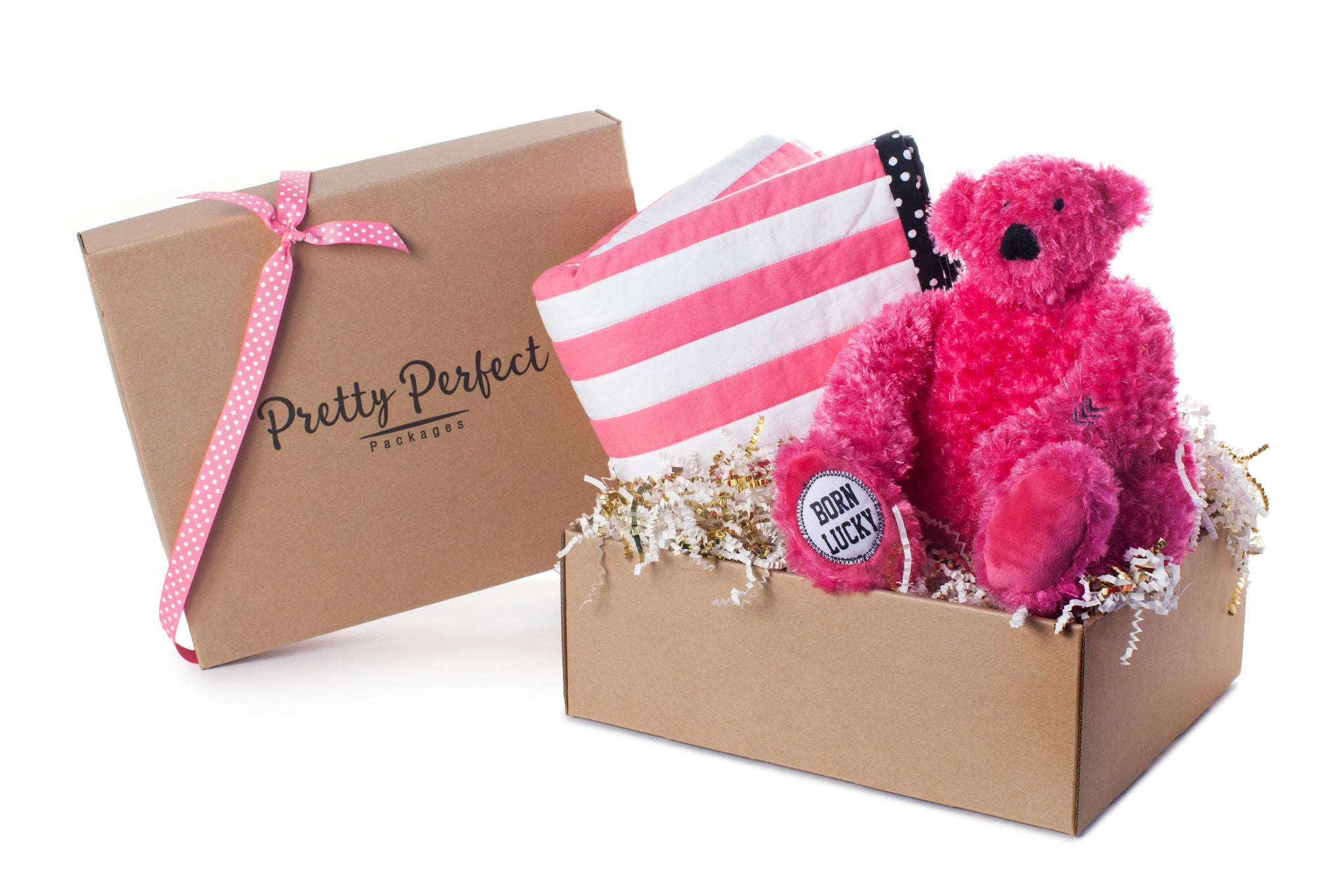 Baby Gift Packages : Newborn gift pretty perfect packages
