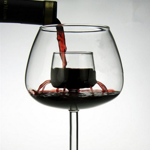 Automatic Decanter Red Wine Glass Goblet