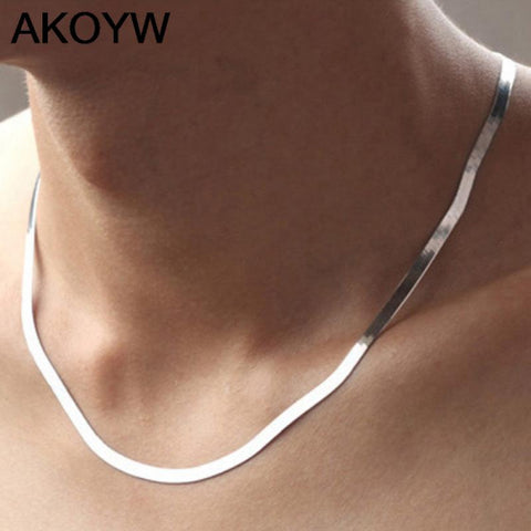 S925 sterling silver necklace - Free Shipping - Gi Gi's Gift Guide