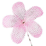 Heart in Hawaii Beaded Plumeria Flower - Sparkly Light Pink