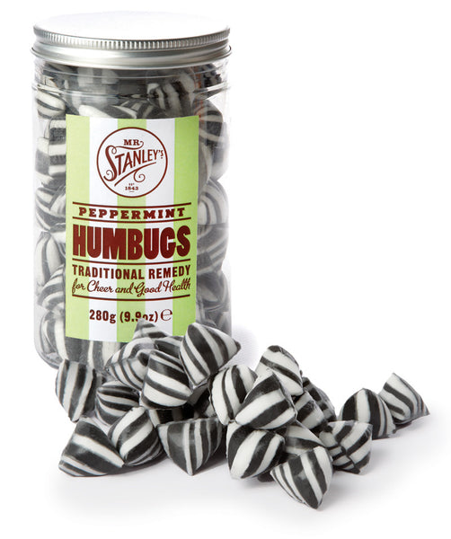Peppermint Humbugs