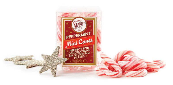 Peppermint Mini Canes