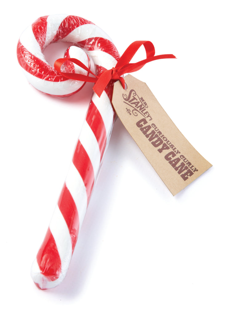 Giant Curly Candy Cane