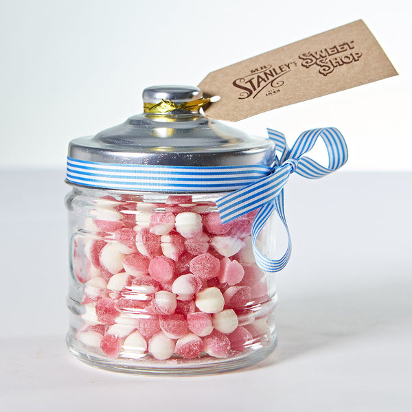 Strawberry Cream Pips Jar