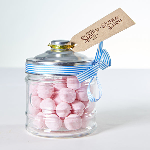 Strawberry Bon Bons Jar