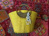 Yellow Bag with Paradise Island Tassel