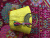 Yellow Bag with Walkers Cay Tassel