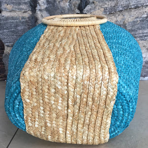 turquoise beach basket
