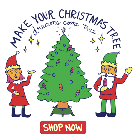 Build Your Own Tree Elves Bundle