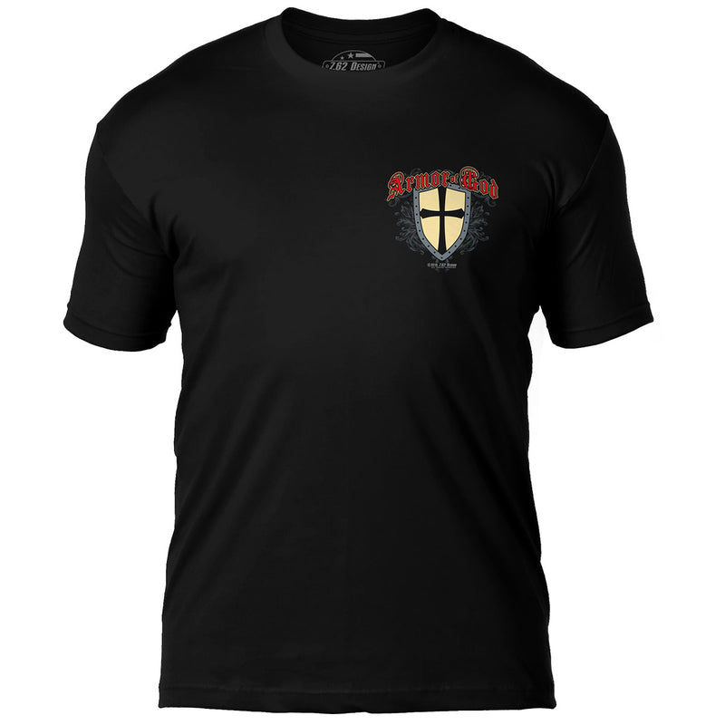 Armor of God Ephesians 6:11 7.62 Design Premium Men's T-Shirt- 7.62 Design