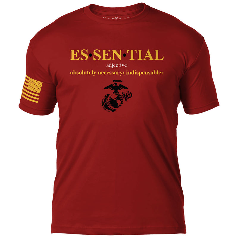 USMC 'Essential' 7.62 Design Battlespace Men's T-Shirt