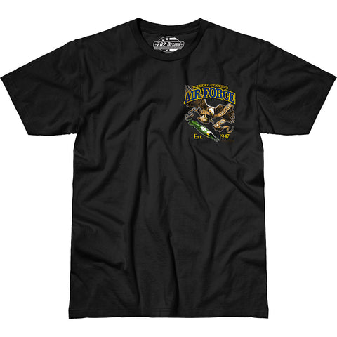 USAF 'Fighting Eagle' 7.62 Design Battlespace Men's T-Shirt