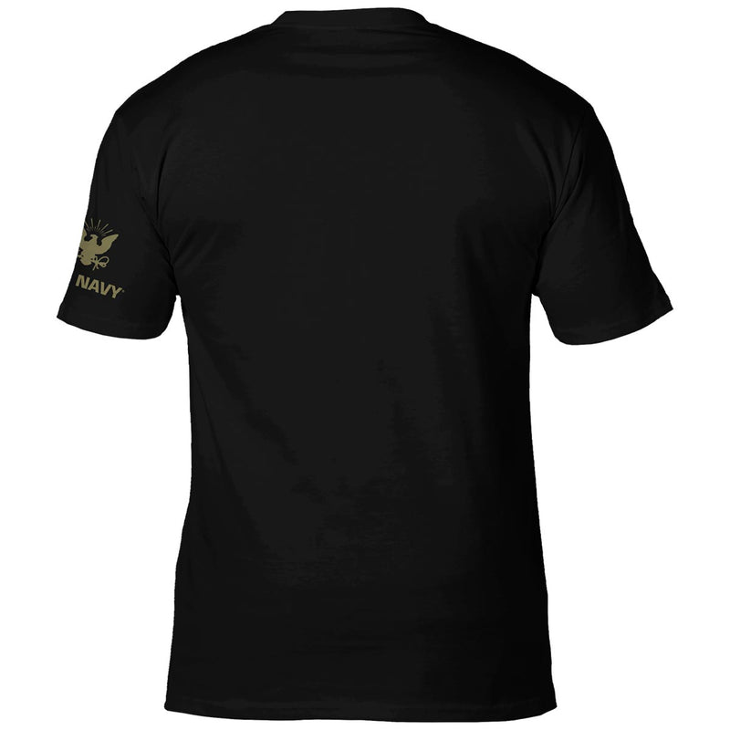 US Navy 'Warrior Ethos' 7.62 Design Battlespace Men's T-Shirt- 7.62 Design