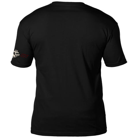 USMC 'This Is Why' 7.62 Design Battlespace Men's T-Shirt
