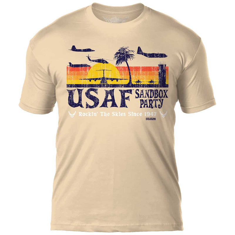 US Air Force 'Fighting Eagle' 7.62 Design Battlespace Men's T-Shirt