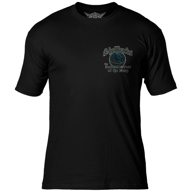 Shellbacks 'Ancient Order' 7.62 Design Battlespace Men's T-Shirt- 7.62 Design