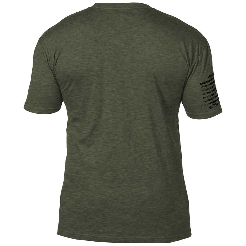 Army Air Assault 7.62 Design Battlespace Men's T-Shirt- 7.62 Design