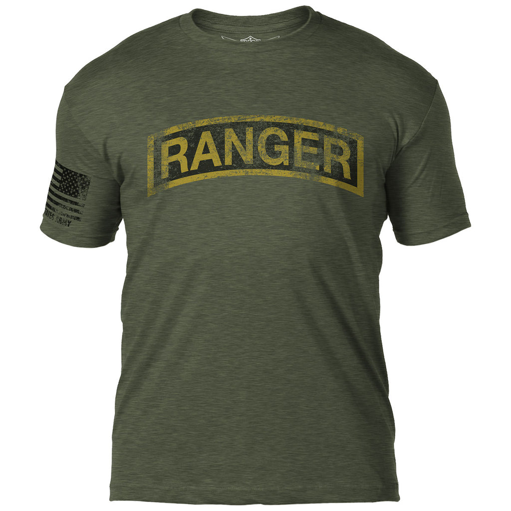 Army Ranger Tab 7.62 Design Battlespace Men's T-Shirt