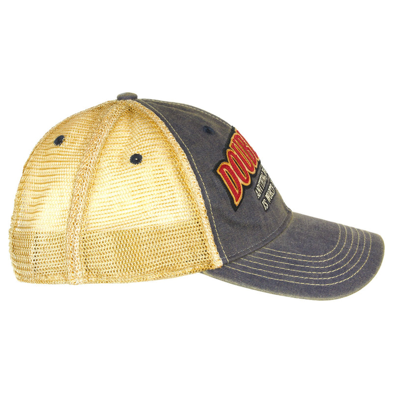 'Double Tap' Vintage Trucker Hat