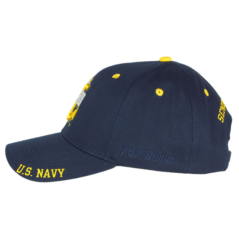 US Navy Senior Chief Twill Hat