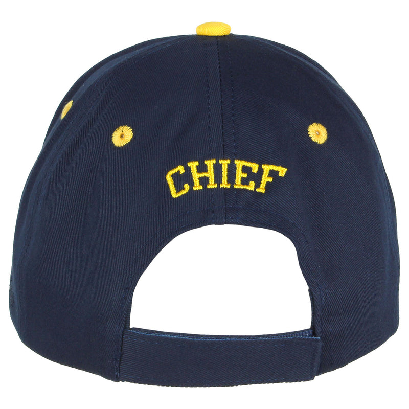 US Navy Retired Chief Twill Hat