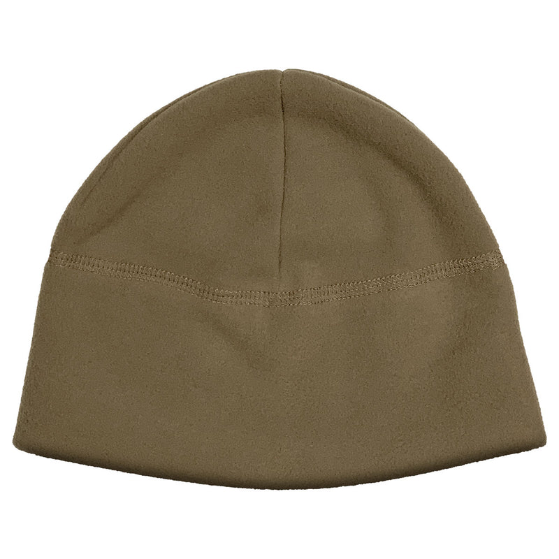 Polar Fleece Beanie Coyote - USA Made