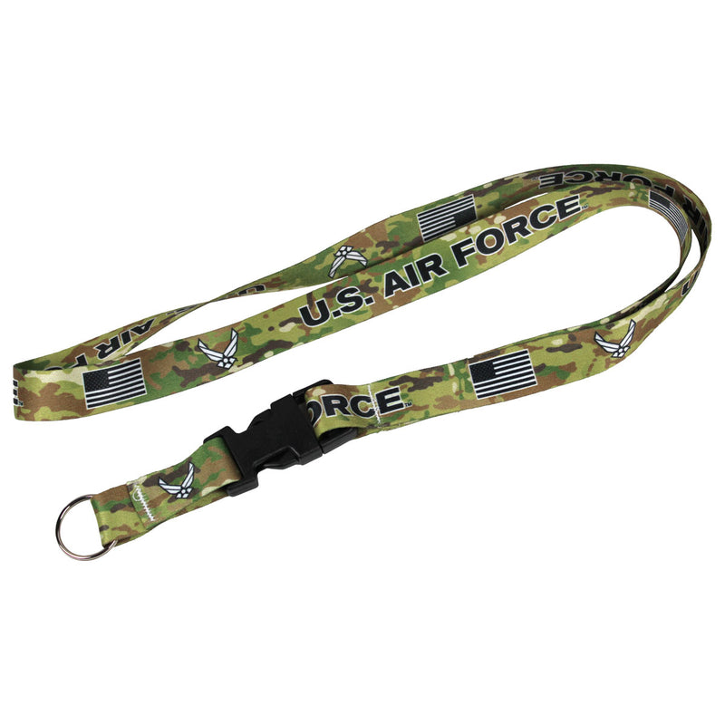 7.62 Design USAF Camo Lanyard - Officially Licensed USAF Product