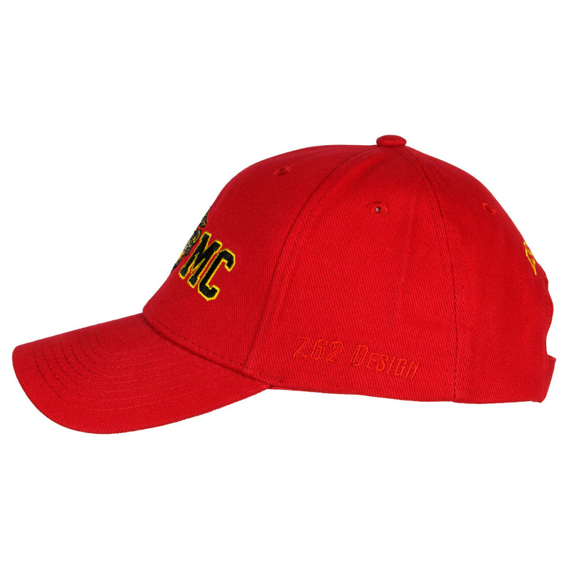 USMC Twill Hat - Red