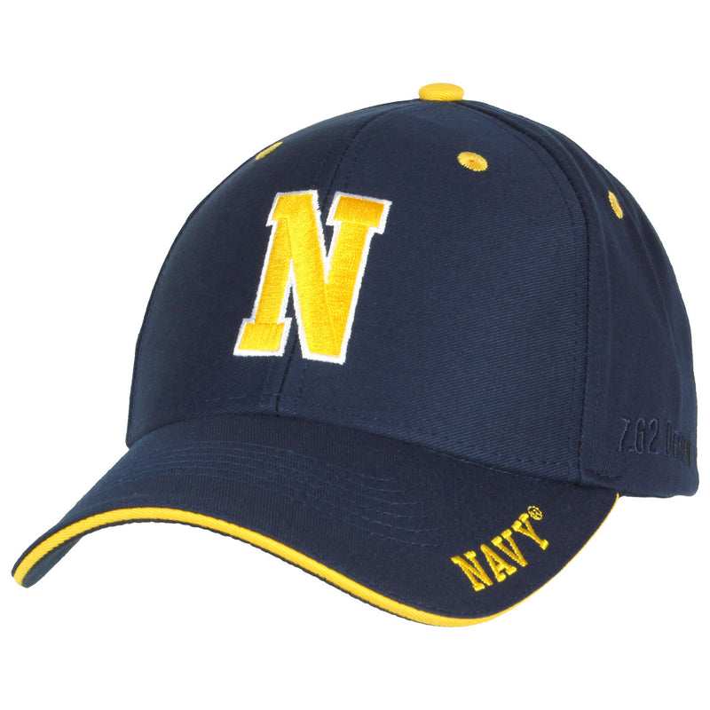 US Navy Gold 'N' Twill Hat