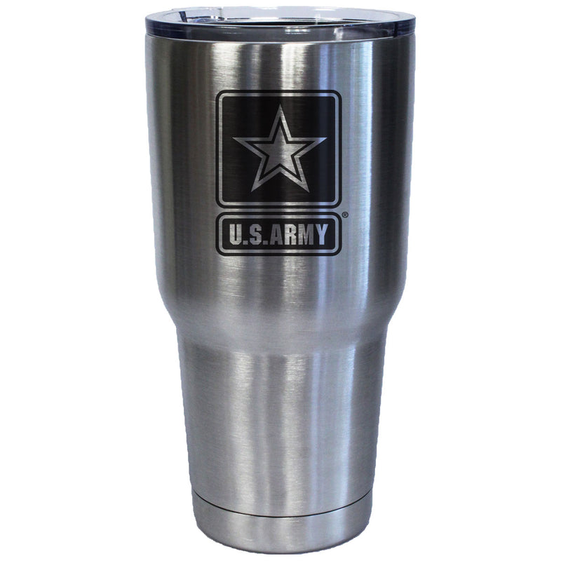 7.62 Design 32oz Army Logo Stainless Steel Tumbler- 7.62 Design