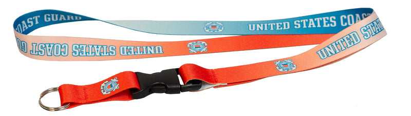 7.62 Design Coast Guard Lanyard - Officially Licensed USCG Product- 7.62 Design