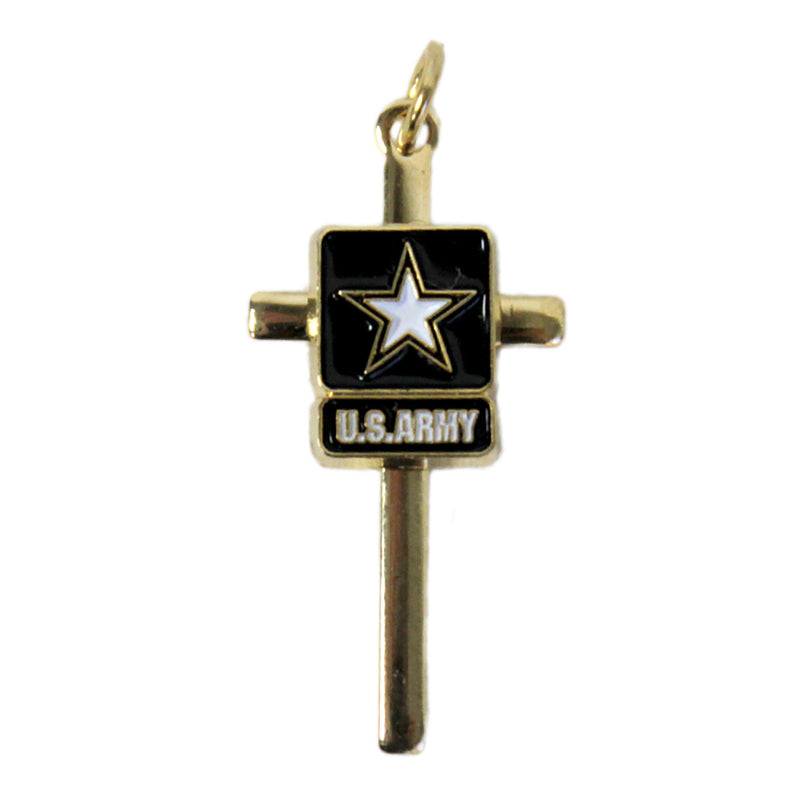Army 'Off Limits' Crest Craft Dog Tag Necklace