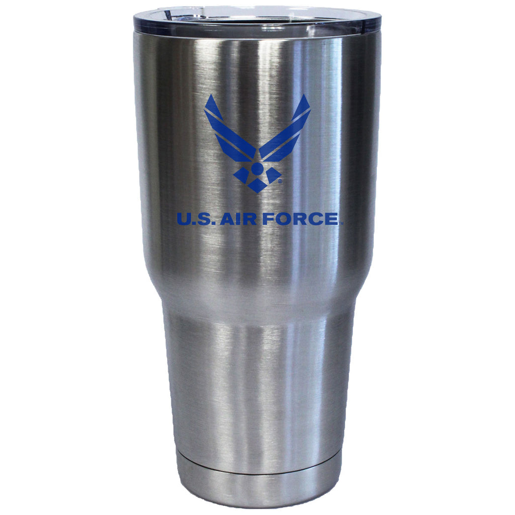7.62 Design 32oz USAF Logo Stainless Steel Tumbler- 7.62 Design