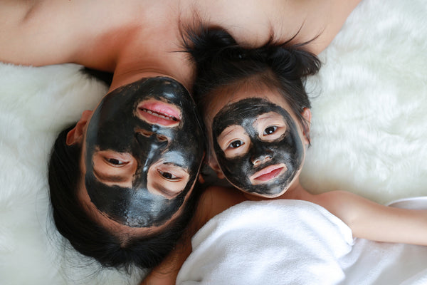 charcoal face masks