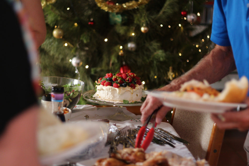 Don't Derail your Diet During the Holidays