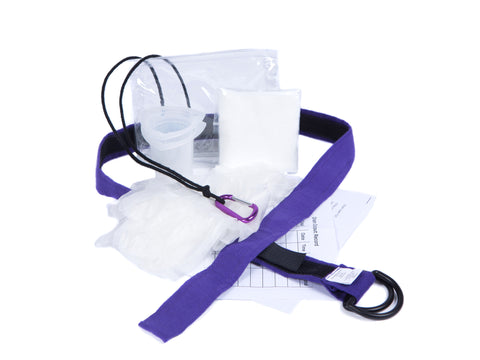 Kit for surgical drain management