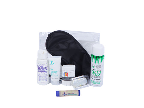 Kit for comfort during postoperative management