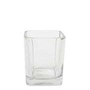 Square Glass for Cube (Empty)