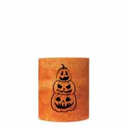Pumpkin - 3x3.5 Pillar