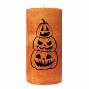 Pumpkin - 3x6 Pillar