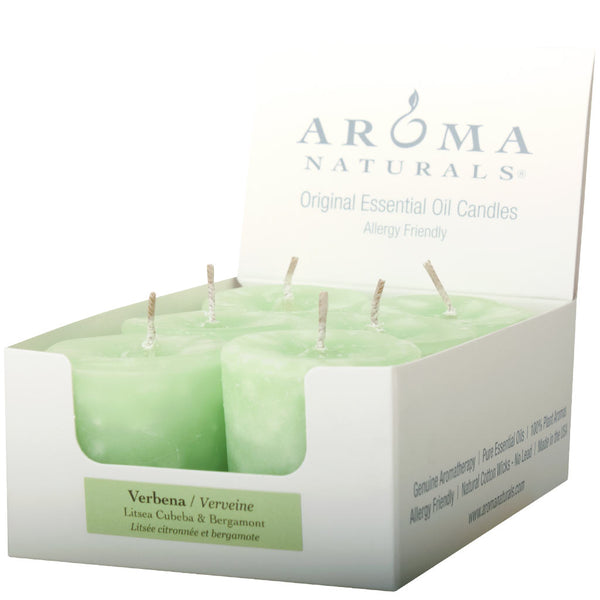 Verbena - Naturally Blended Votive 6-pack