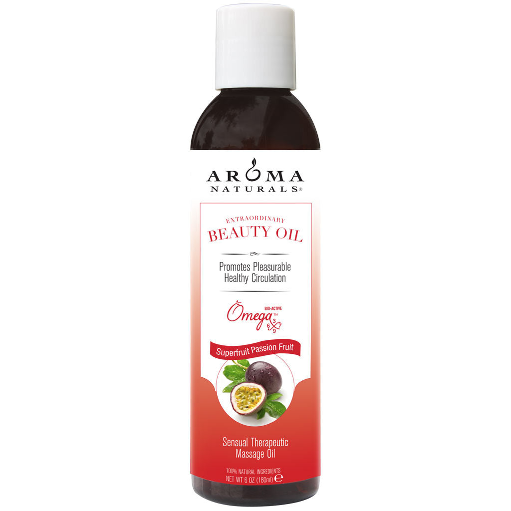 SuperFruit Passion Fruit Beauty Oil 6oz