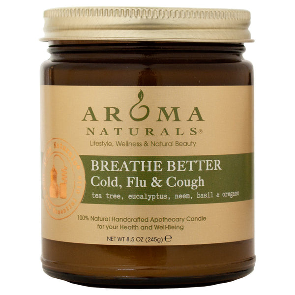 Breathe Better Apothecary Candle