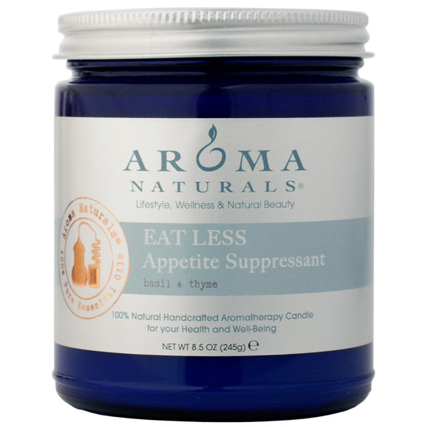 Eat Less<br>Aromatherapy Candle