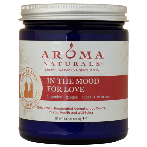 In the Mood for Love<br>Aromatherapy Candle