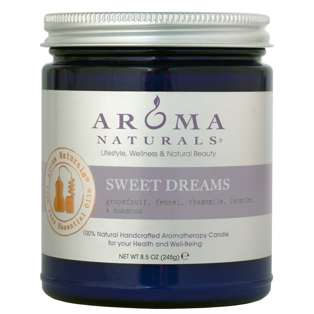 Sweet Dreams<br>Aromatherapy Candle