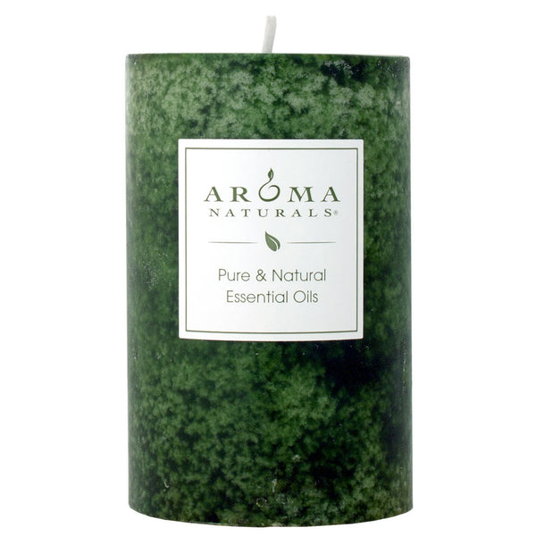 Fresh Forest Holiday - 2.5x4 Naturally Blended Pillar