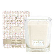Wish Holiday - Soy Vegepure - Poured Square Glass